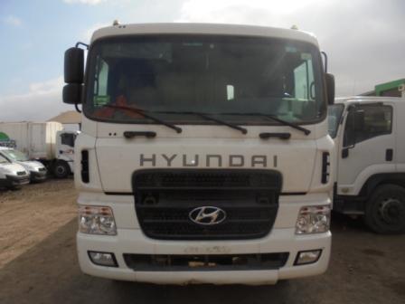 Hyundai HD 270  año 2015