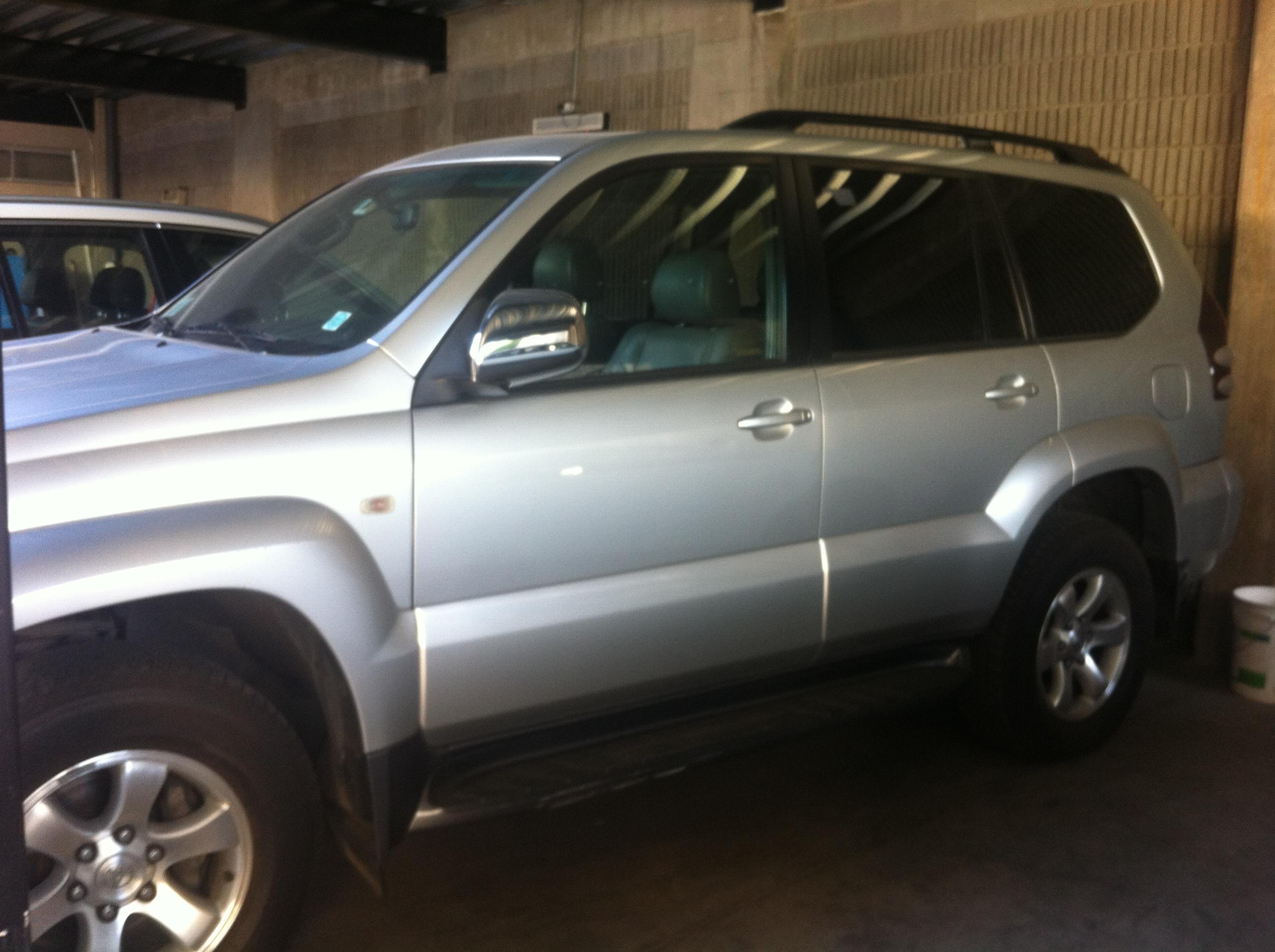 Toyota Land Cruiser  año 2010