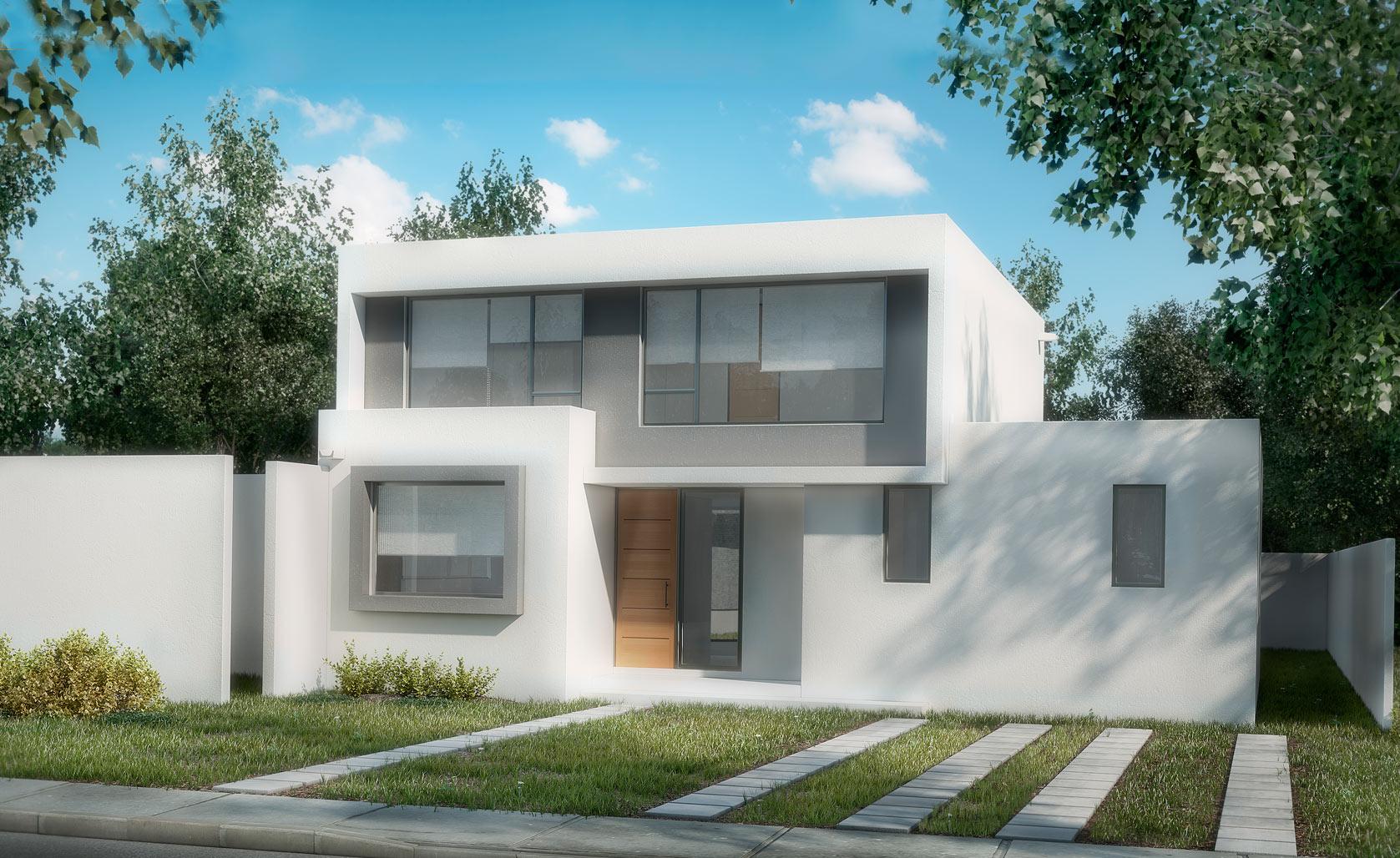 Venta casa en machal el polo de machal for Piani di casa mediterranea con foto