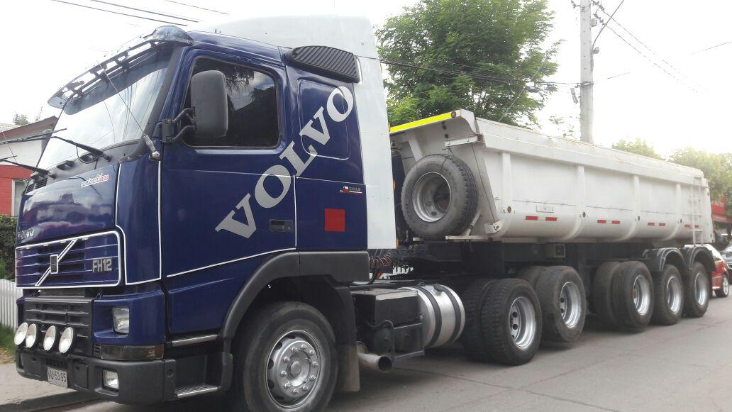 Volvo FH  año 2004