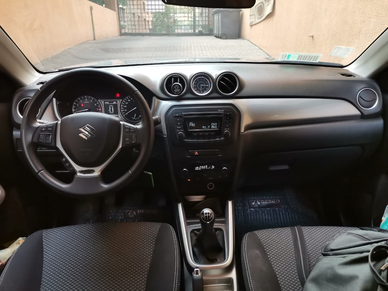 Suzuki Vitara GLS 1.6 año 2017