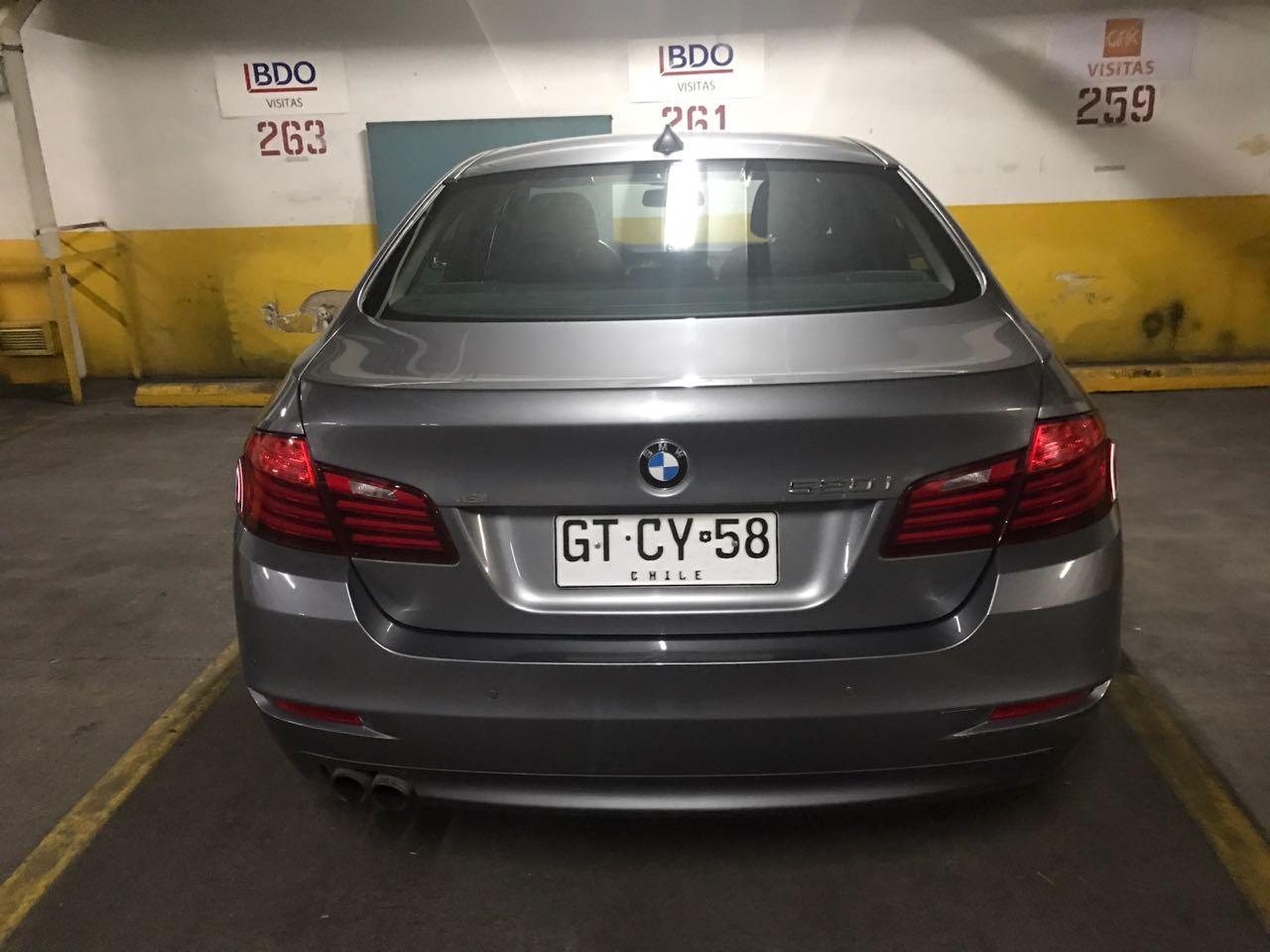 BMW 520IA Automático año 2014