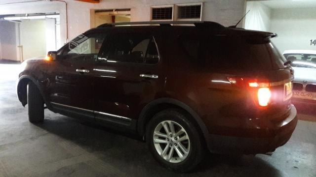 Ford Explorer XLT 3.5 AT 4X2 año 2012