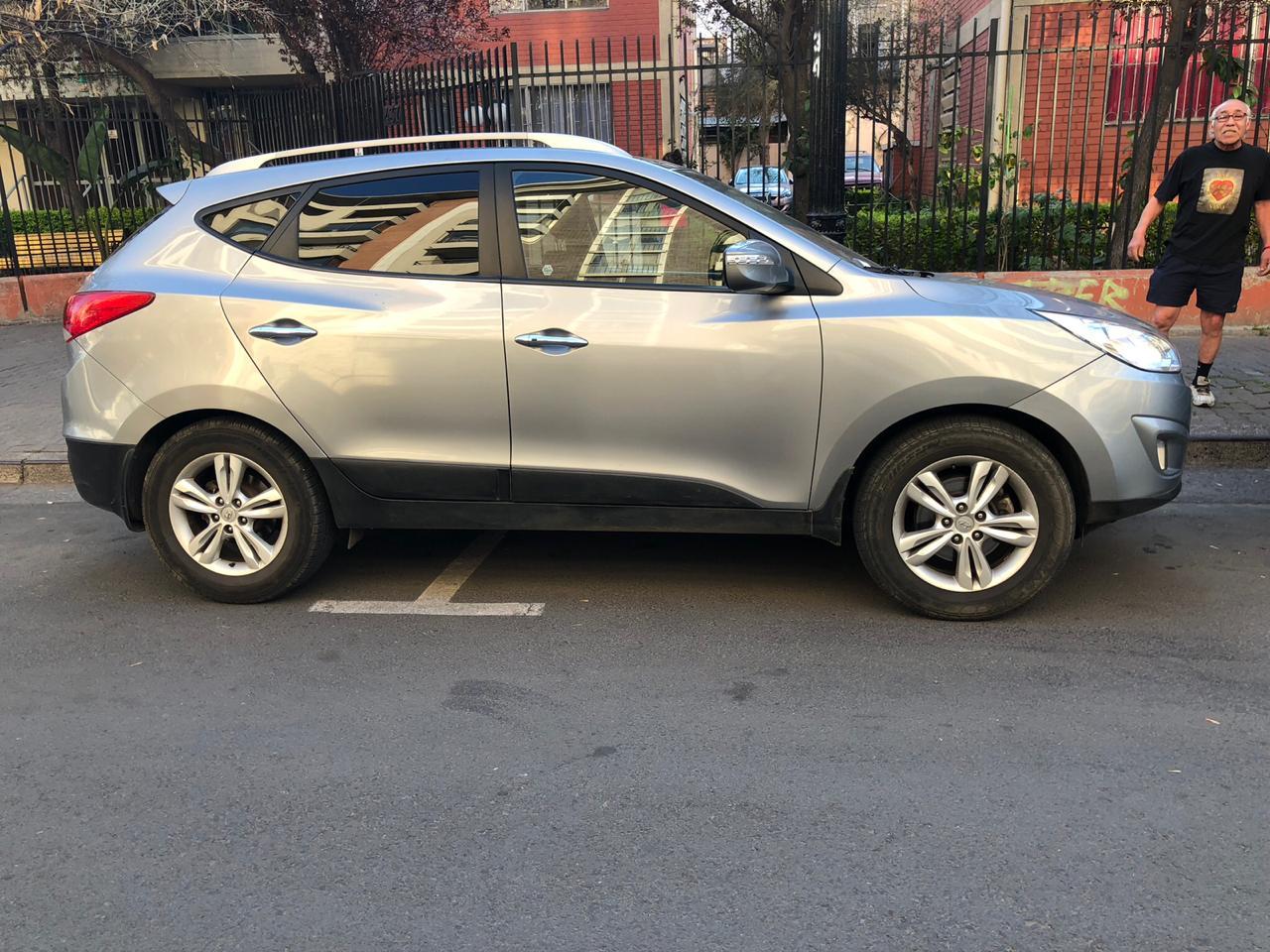 Hyundai Tucson GLS año 2013
