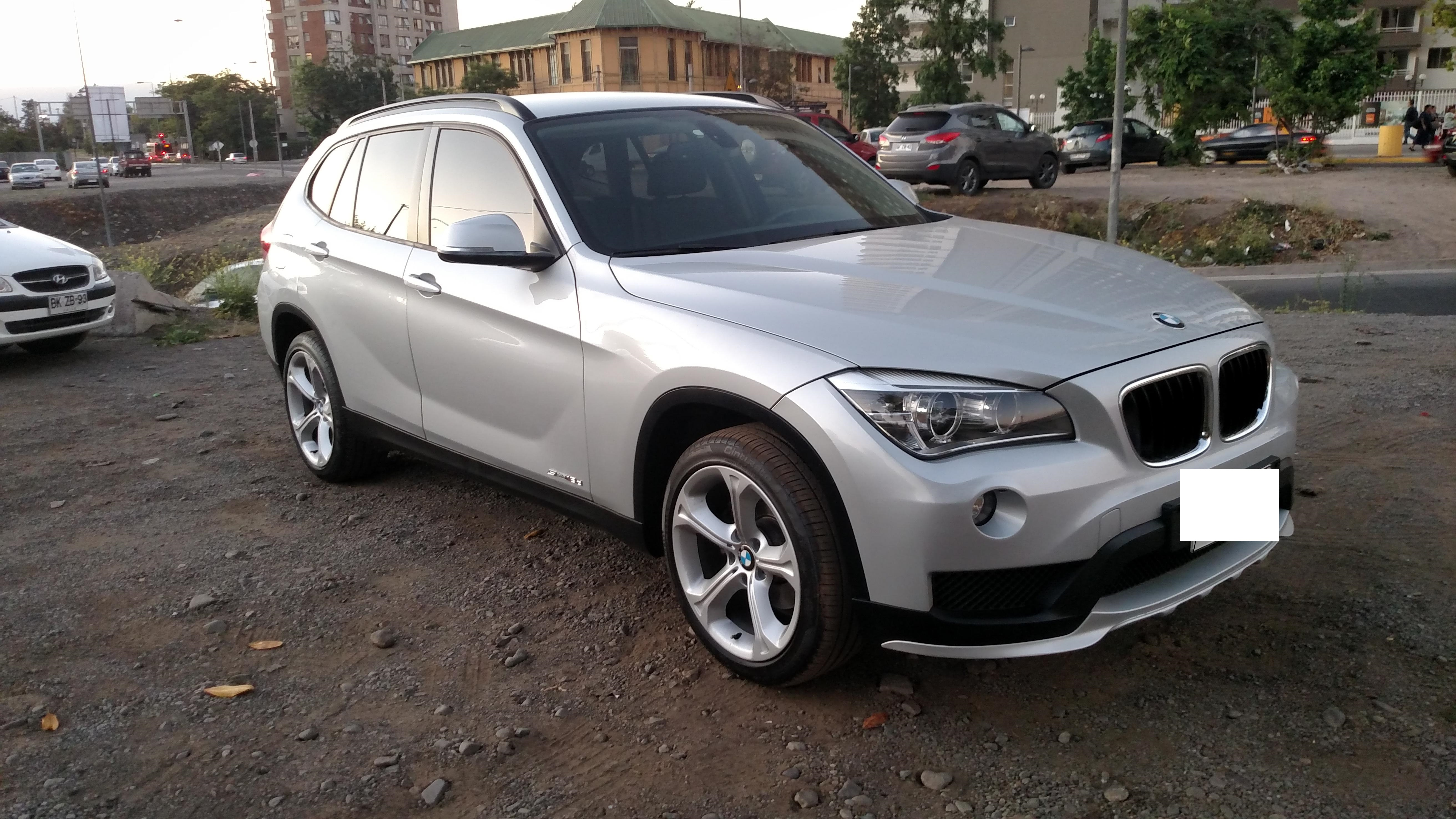 BMW X1 SDRIVE18D-Diesel año 2015