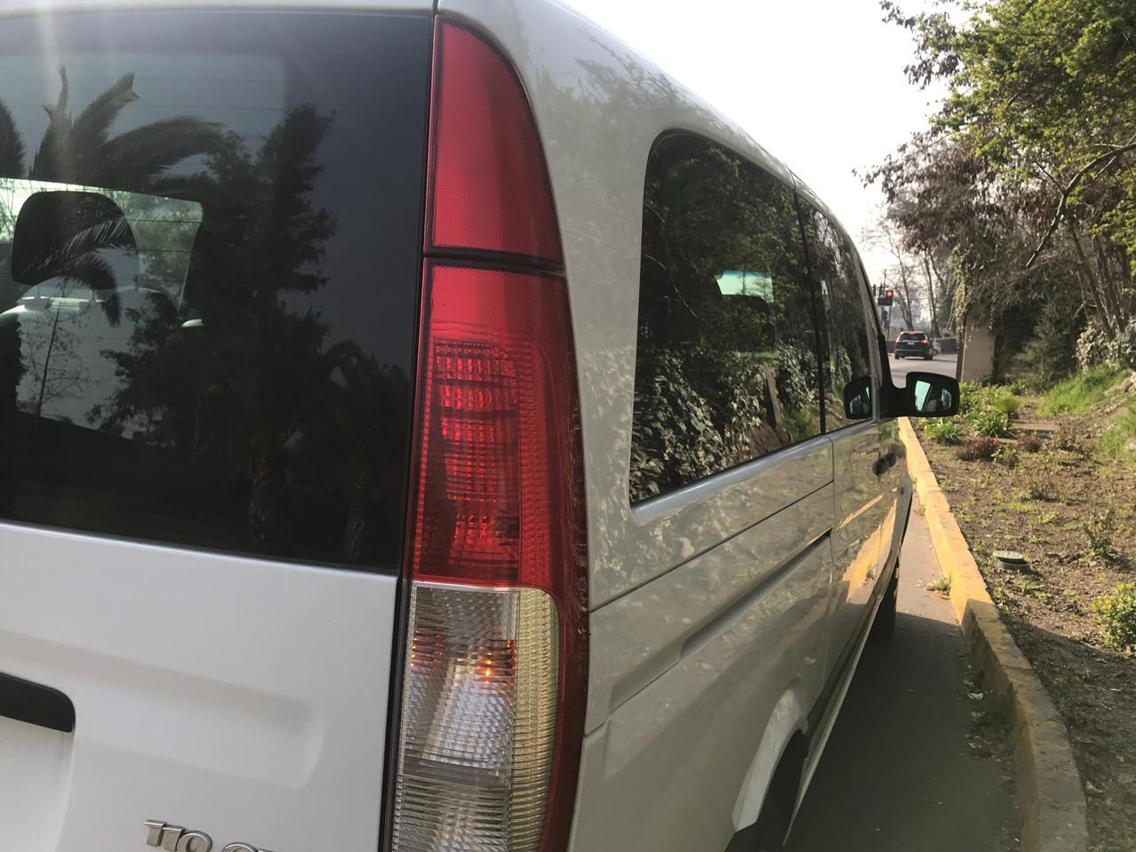 Mercedes-Benz Vito 110 CDi año 2014