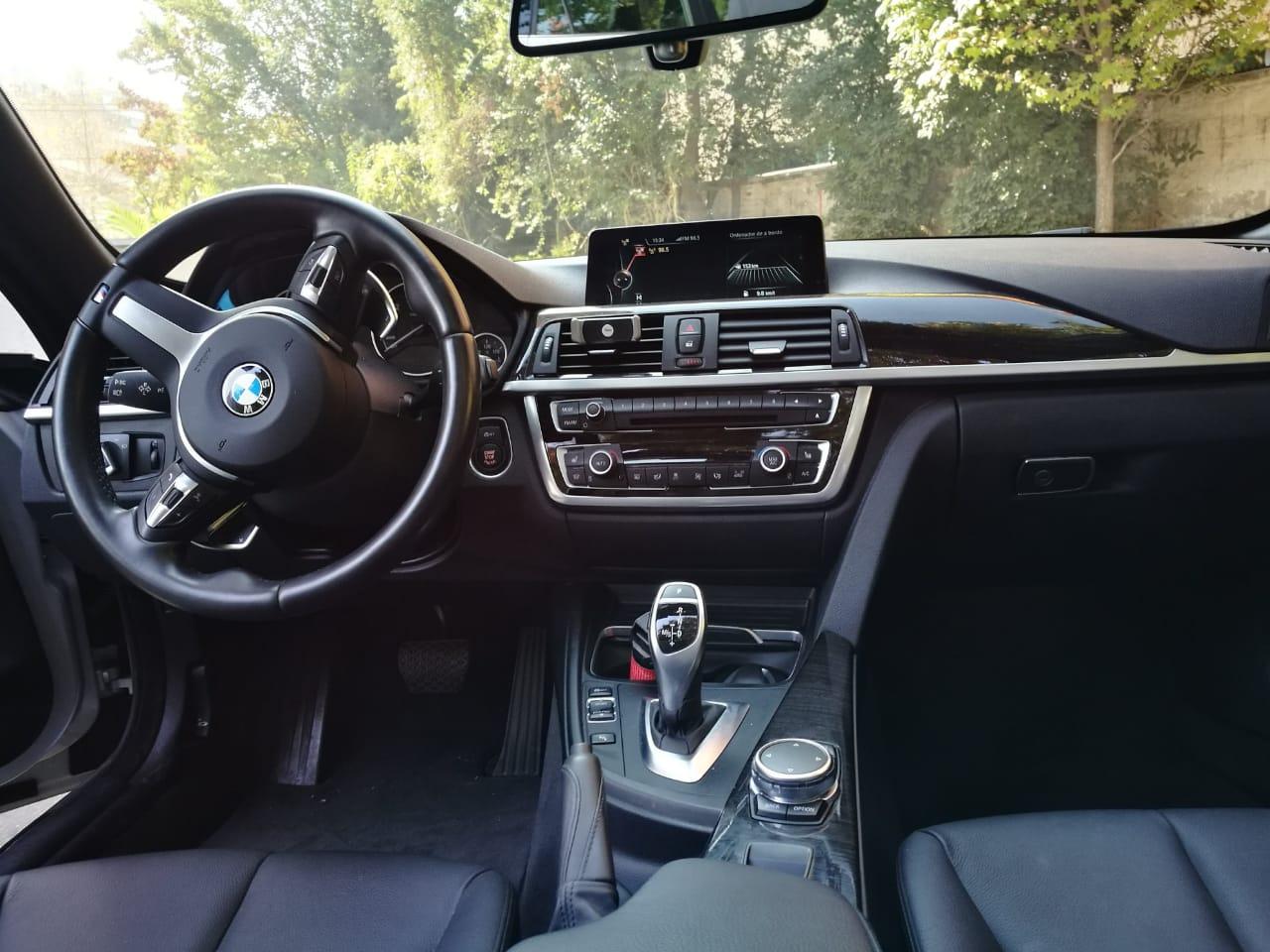 BMW 430 430i  2,0 Luxiry Descapotable año 2017