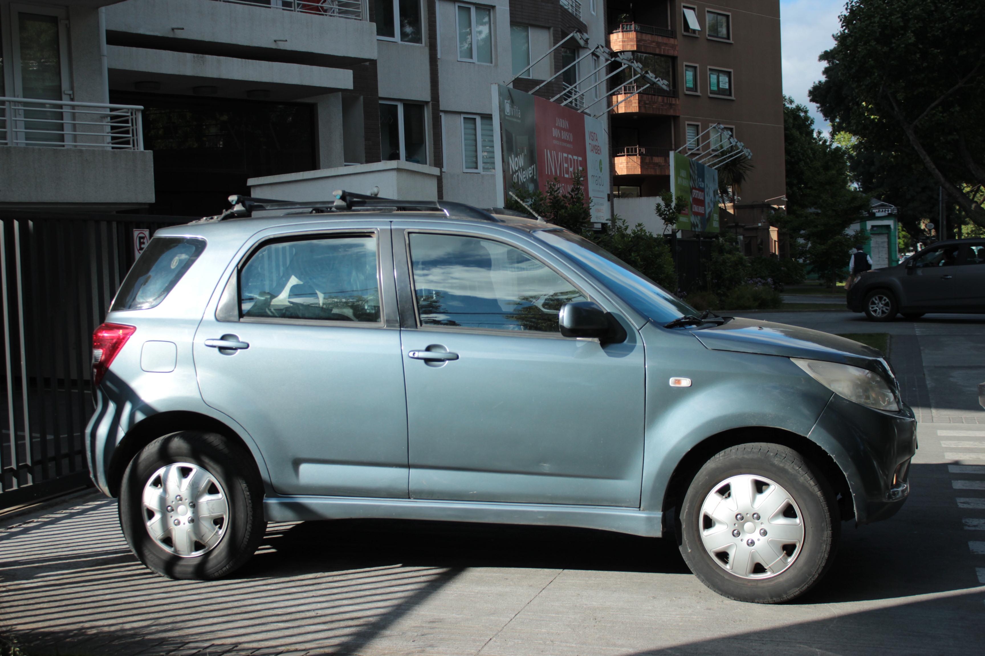 Daihatsu Terios Wilde año 2008