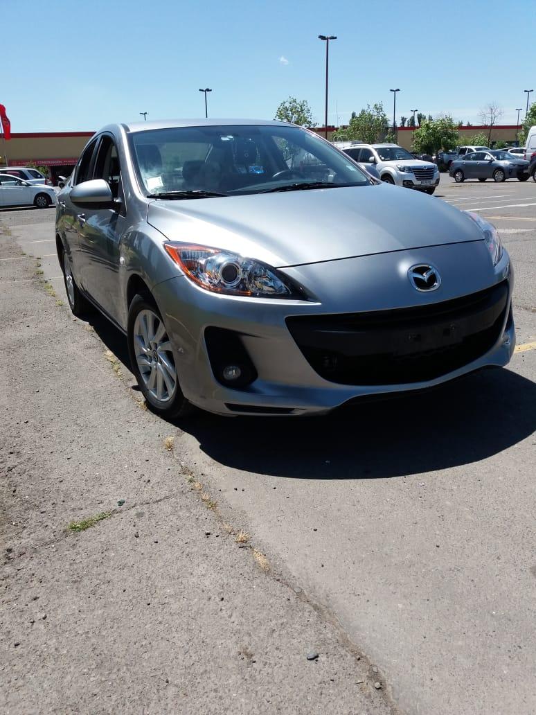 Mazda 3 1.6 año 2013