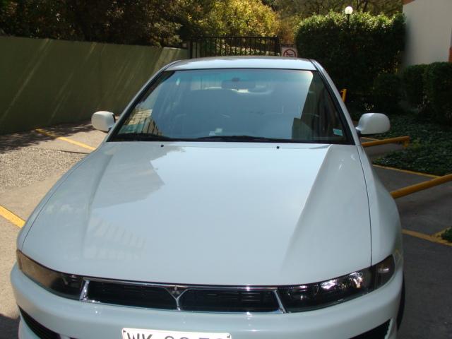 Mitsubishi Galant 2.0 automático full año 2007