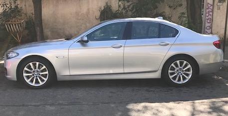 BMW 535IA 535I PREMIUM LCI 3.0 AUT año 2015