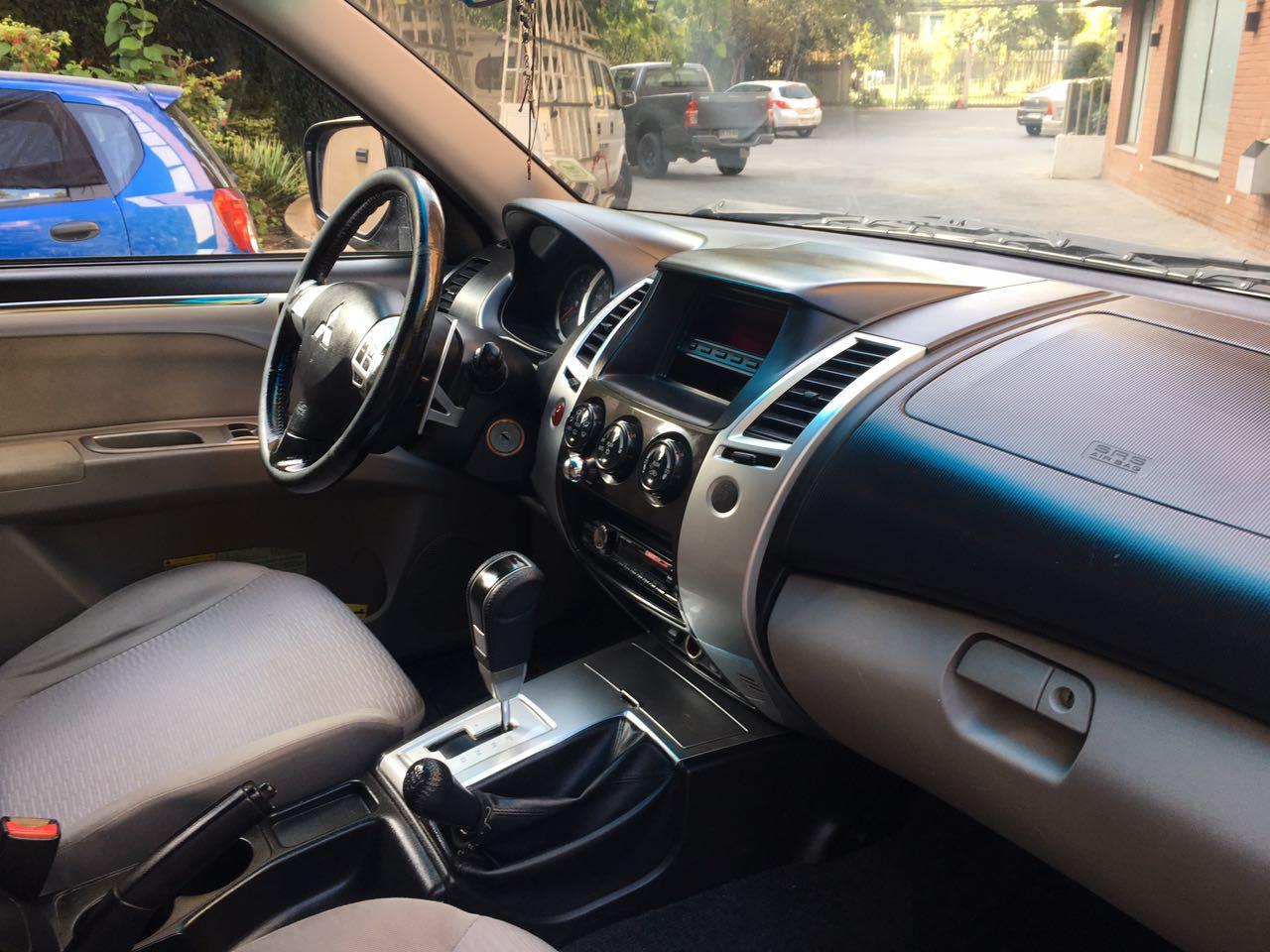 Mitsubishi Montero Sport G2 4x4 año 2012