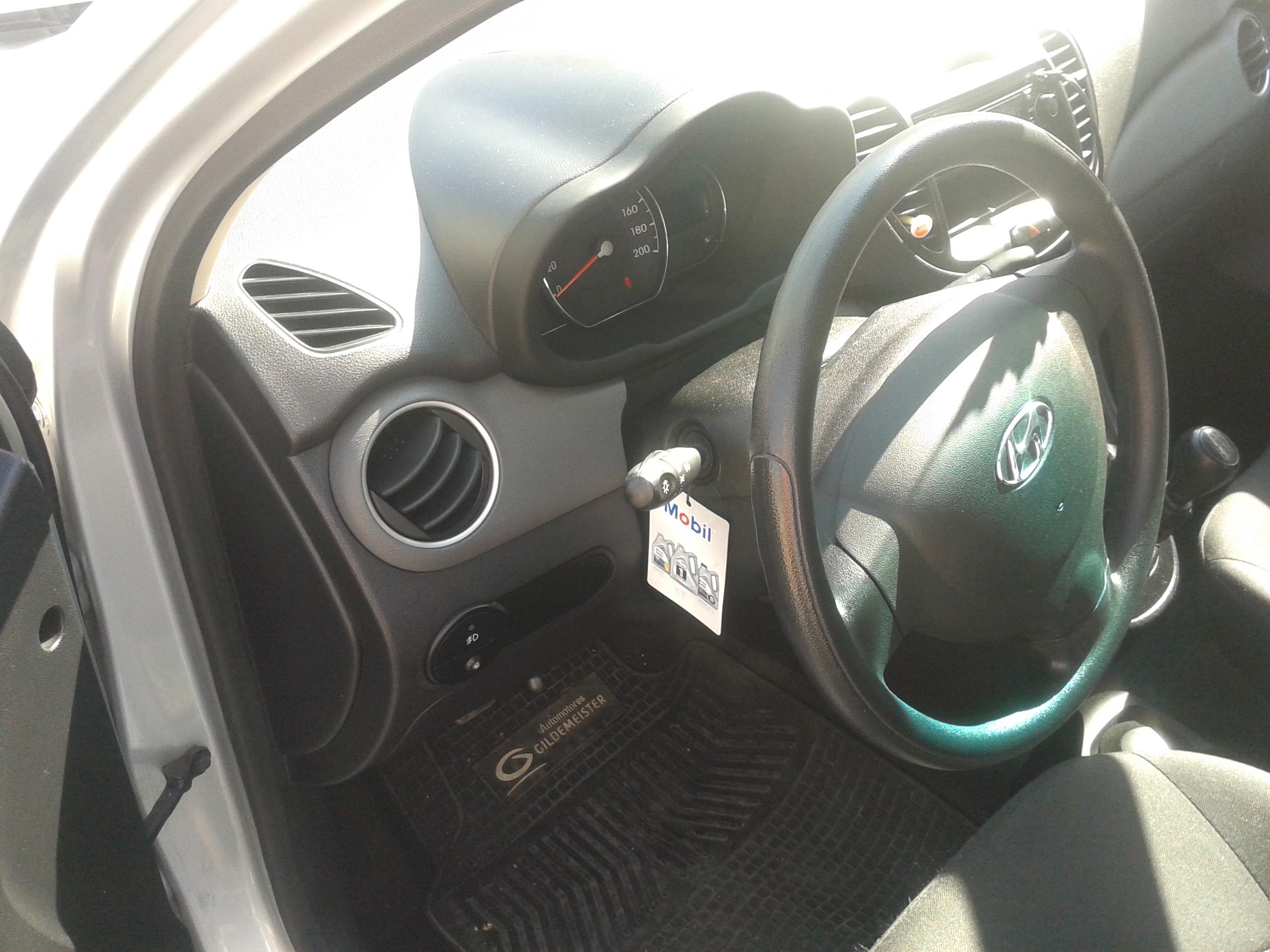 Hyundai I 10 1.1 GLS AC año 2014