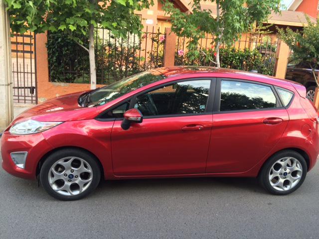 Ford Fiesta Ford New Fiesta 1.6 año 2012