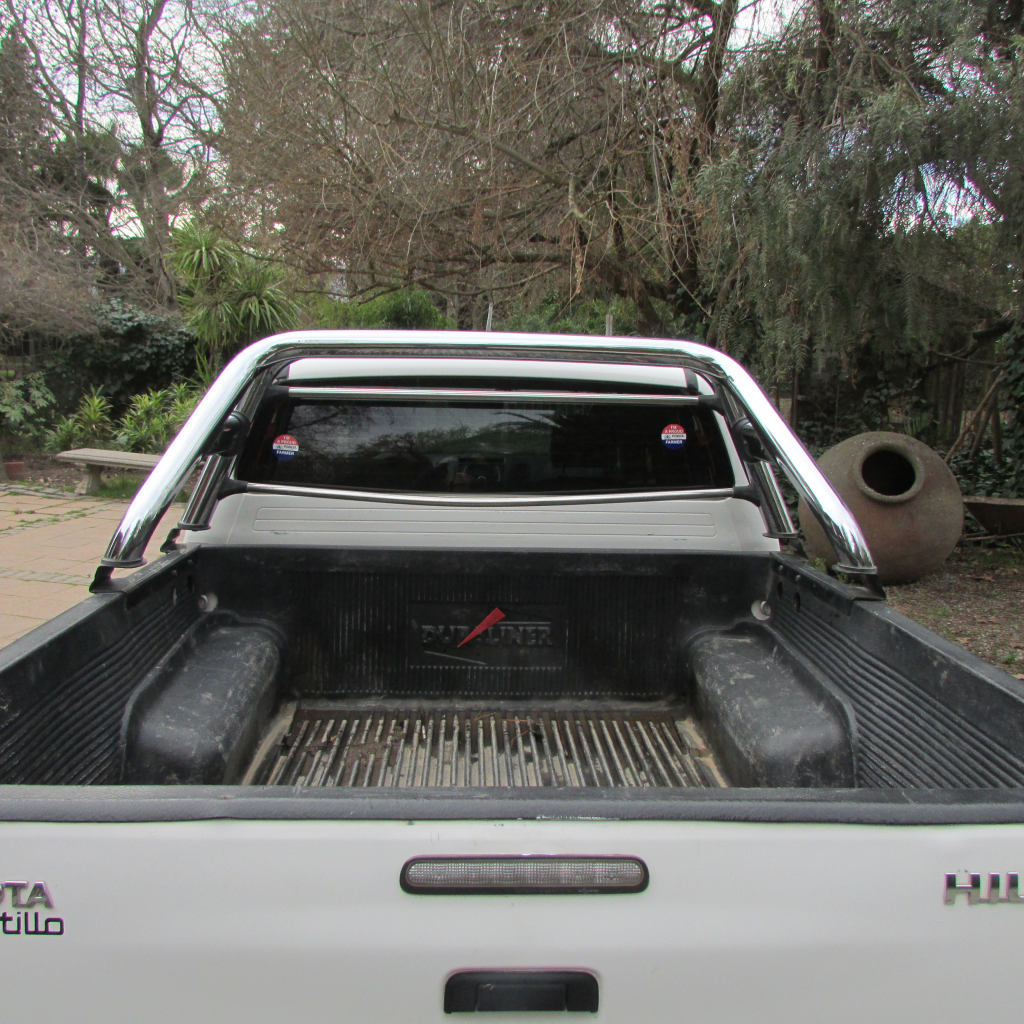 Toyota Hilux  año 2014