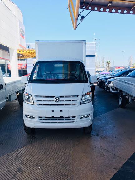 DFSK Cargo Box C21 A/C año 2018