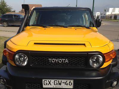 Toyota FJ Cruiser  año