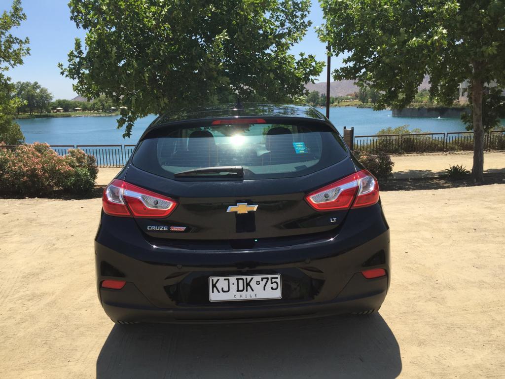 Chevrolet Cruze 1.4 LT TURBO HB año 2018