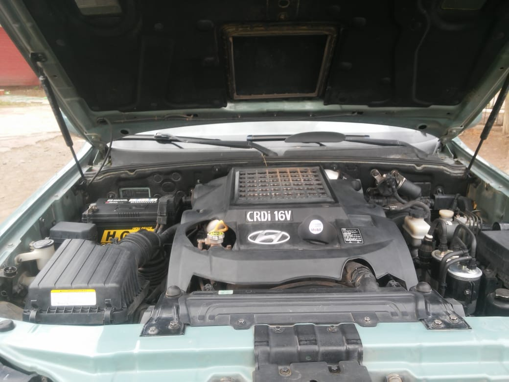 Hyundai Terracan  año 2007