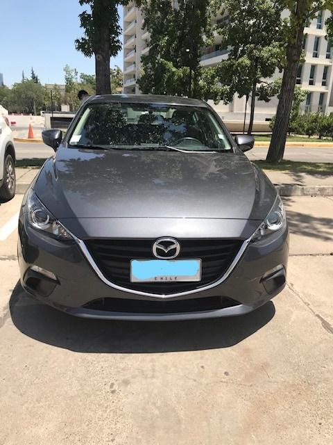 Mazda New 3 1.6 AT Sedan año 2015