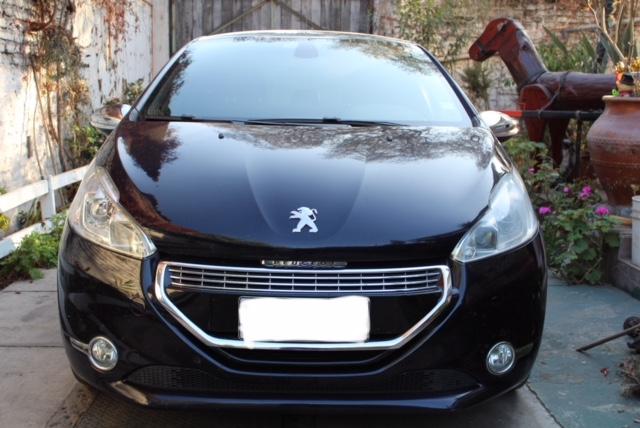 Peugeot 208 XY PREMIUM 1.6 e-hdi DIESEL año 2014