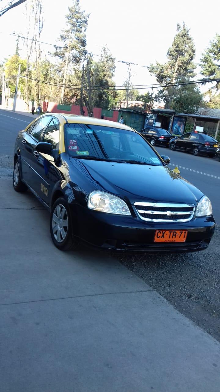 Chevrolet Optra 1.6 FULL año 2014