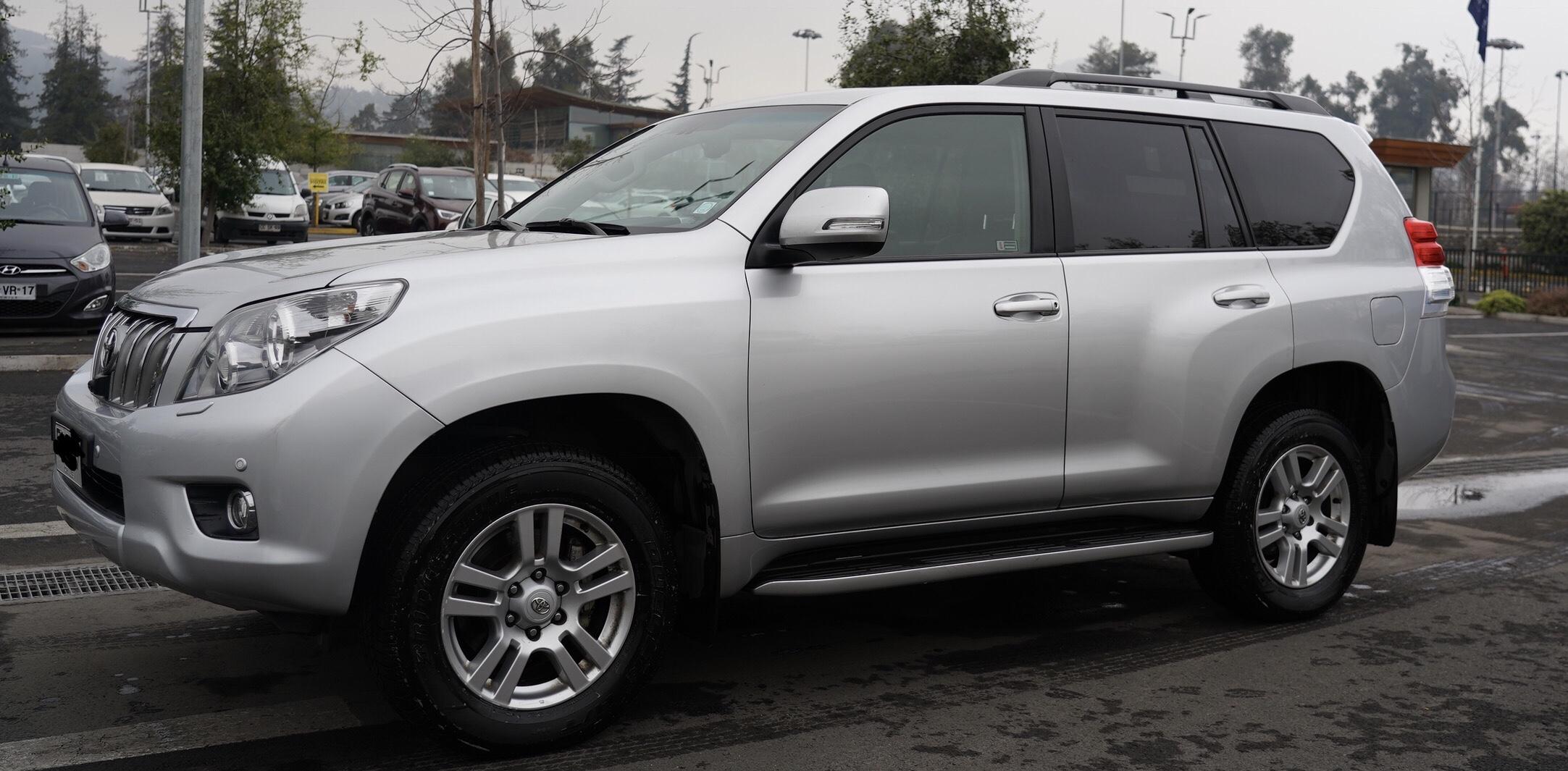 Toyota Land Cruiser Prado Limited año 2013