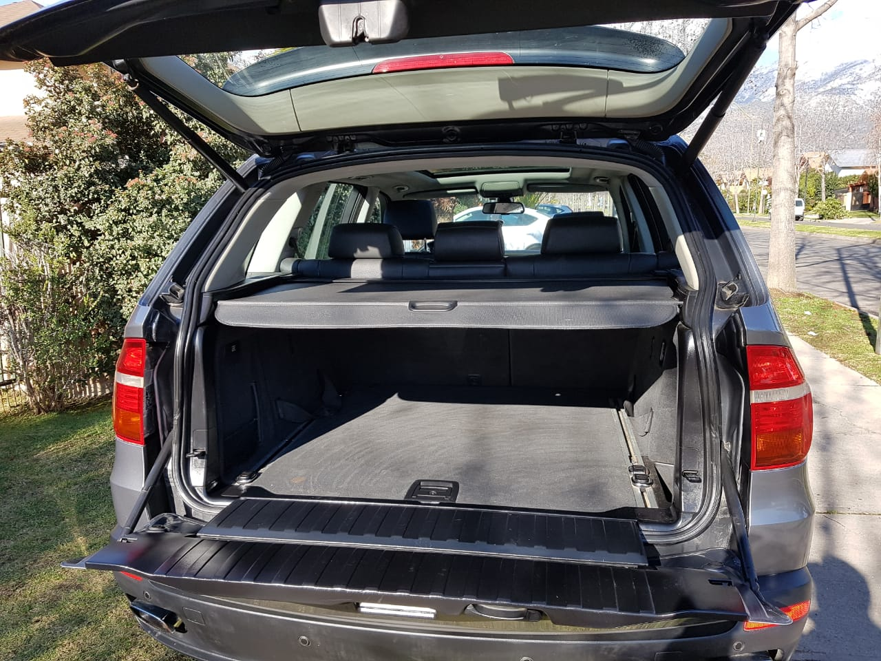 BMW X5 4.8 AT 4x4 año 2008