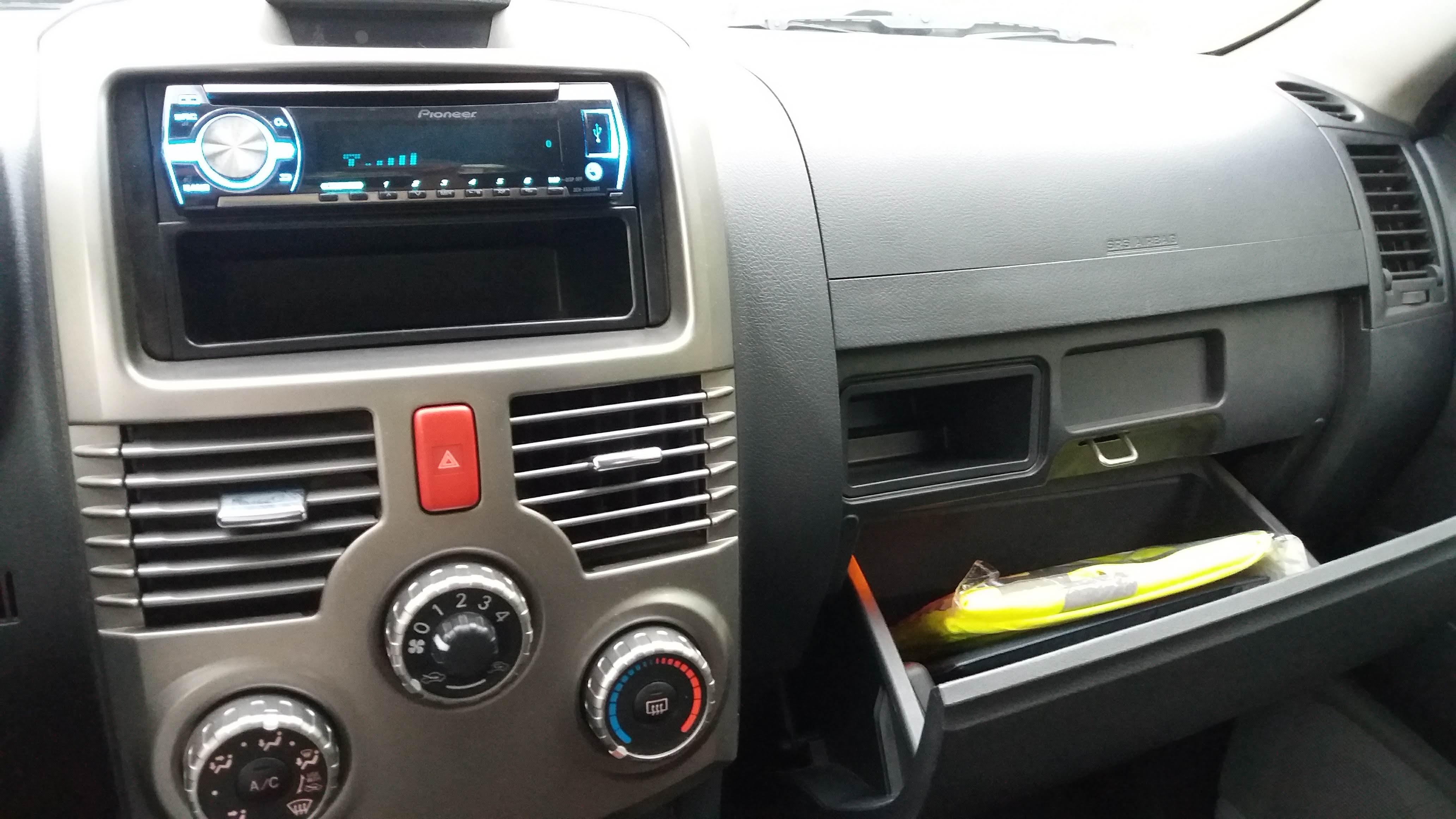 Daihatsu Terios GLI 4x2 MEC año 2013