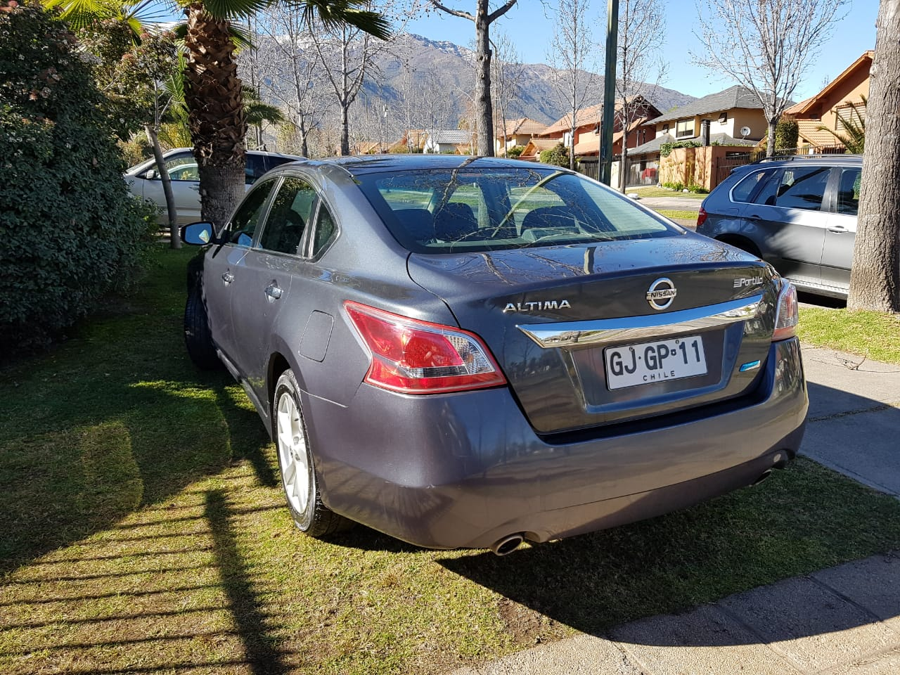Nissan Altima 2.5 Advance CVT año 2014