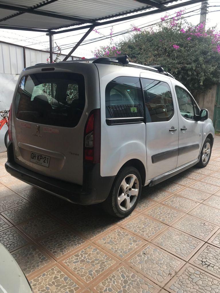 Peugeot Tepee Outdoor  año 2014