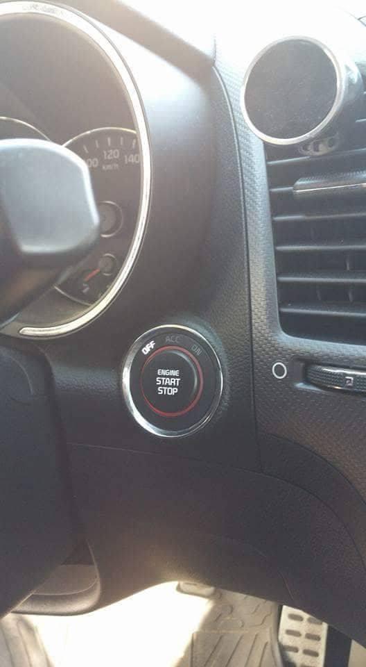 Kia Cerato SX 1.6 año 2017