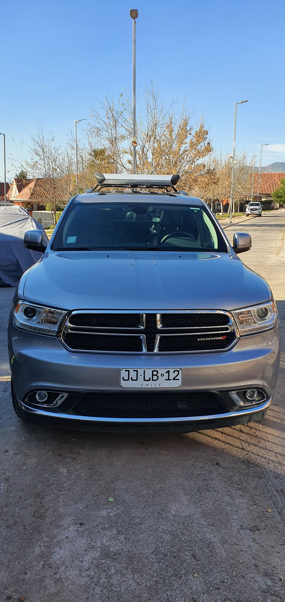 Dodge Durango Limited año 2017
