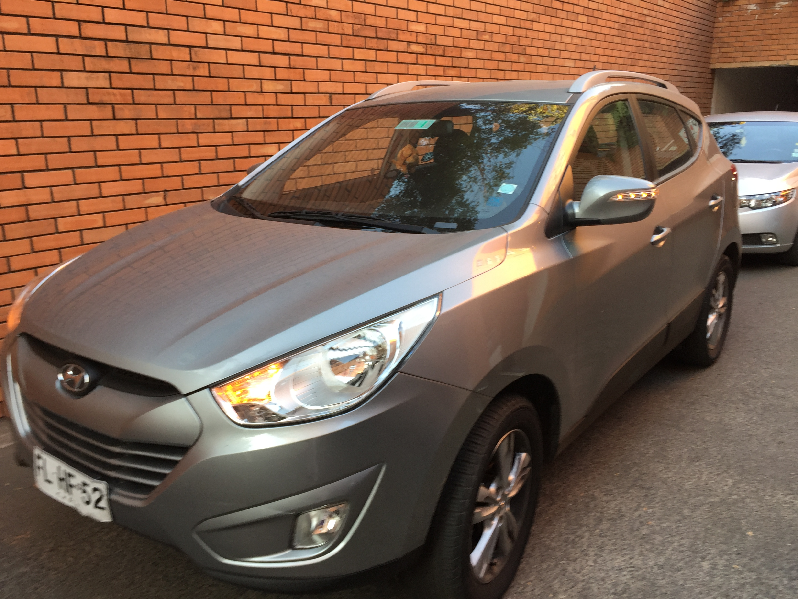 Hyundai Tucson GL 2.0 año 2013