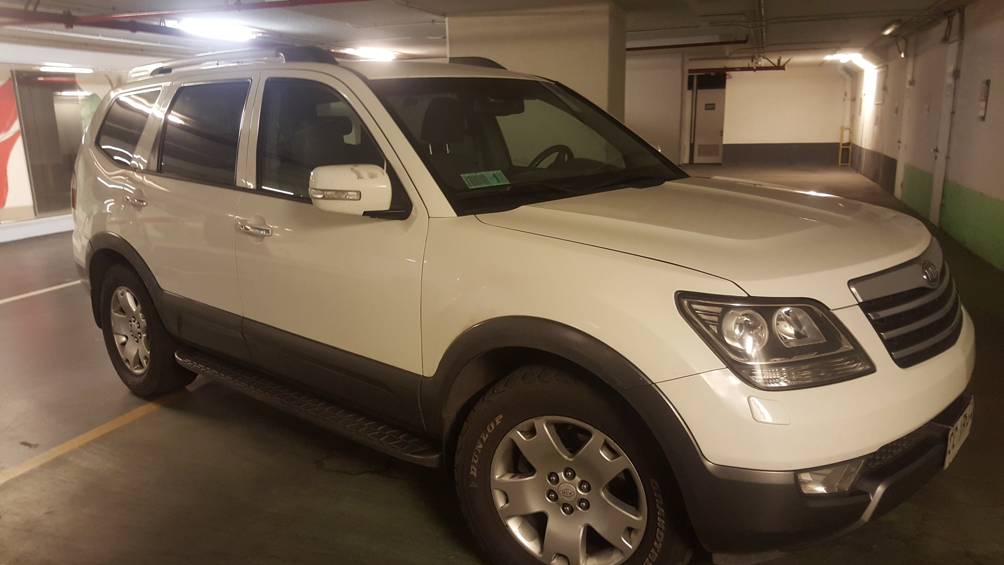 Kia Mohave 3.8 AT GLS EX FULL 4X4 4X2 año 2010