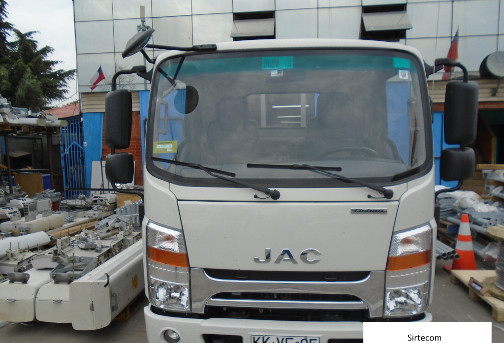 Jac Urban HFC 1042  año 2018