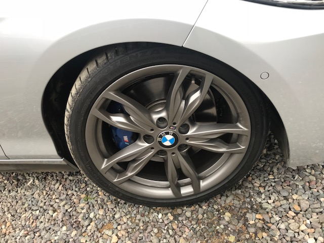 BMW M235 235i año 2017