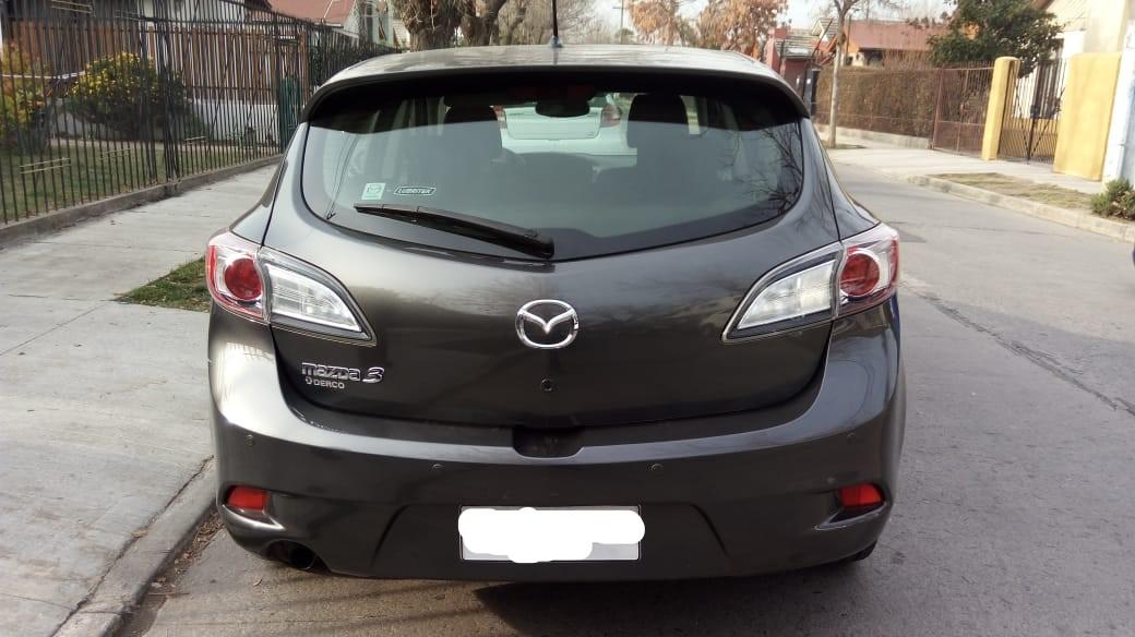 Mazda M3 Sport V año 2014